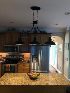 kitchen lighting new castle county
