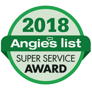 Electrician Award from Angies List