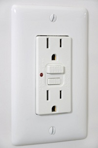 New Castle County gfci outlet repair