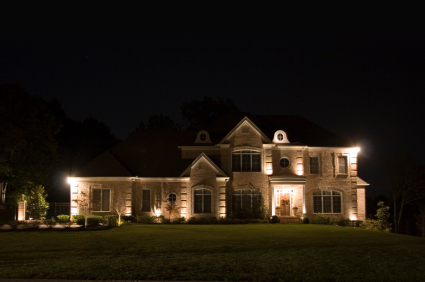 Security lighting new castle county electrician new castle county security lighting mozeypictures Images