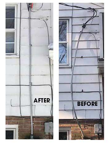 Service Cable Repair