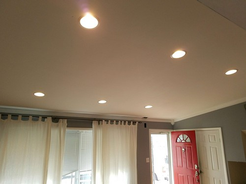 Recessed Lighting In North Wilmington De By Electrical