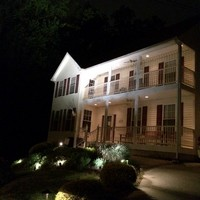 Landscape Lighting Project Wilmington, DE